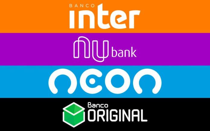 Bancos Digitais – 10 melhores bancos que oferecem conta digital gratuita